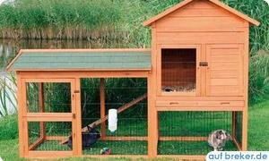 Kaninchenstall, Hasenstall