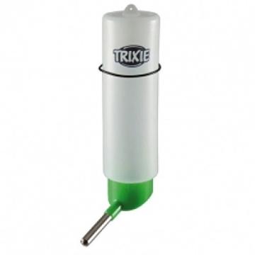 Trixie Kleintiertränke, Trinkflasche – 450 ml für z.B. Chinchillas, Kaninchen -
