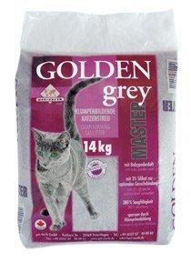 Golden Grey Master fein 2x14kg babypuderduft + Silikat -