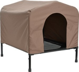 AniOne Hundehütte Transportable XL