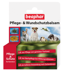 Beaphar Pflege- & Wundschutzbalsam 30ml