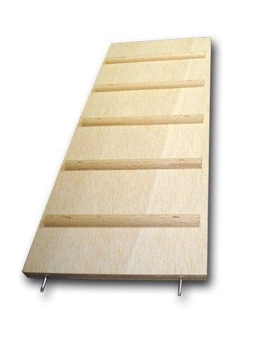 Elmato 10554 Etagentreppen 34 x 13 cm, 2 Stück -