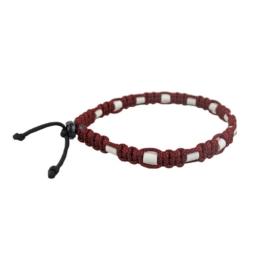 EM Keramik Zeckenfeind-Halsband, rot ca. 52 cm - 62 cm