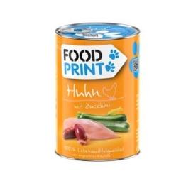 Foodprint Adult Huhn mit Zucchini 6x400g