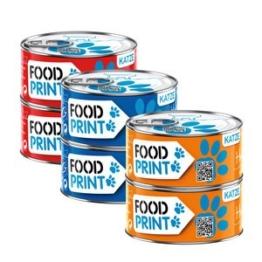 Foodprint Adult Mixpaket 6x100g