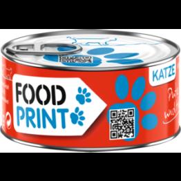 Foodprint Adult Pute & Huhn mit Möhren 6x100g