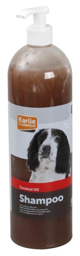 Karlie Flamingo Kokosöl- Shampoo 300 ml