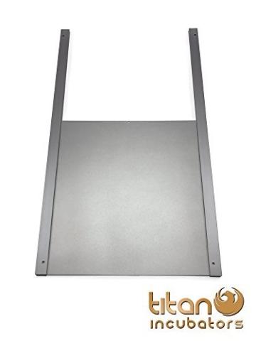 metallt r automatische huhn haus t r ffner mit lichtsensor und timer haustierzubeh. Black Bedroom Furniture Sets. Home Design Ideas