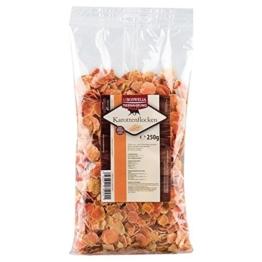 (1,28Euro/100g) Boswelia Tiernahrung Karottenflocken Nahrungszugabe für Hunde 250g -