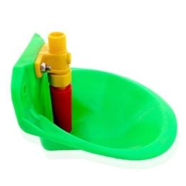 Adhere To Fly Kuh Schaf Schwein Wasser Schüsseln Tiere trinken Werkzeug Amnion Flasche Cup Bauernhof Ausrüstung (Stil 1) -