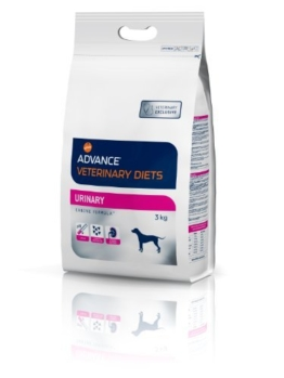 ADVANCE Urinary Trockenfutter Hund, 1-er Pack (1 x 3 kg) -