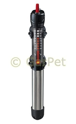 Aqua Präzisions Heizstab 25 - 500 W Reglerheizer Heizer Heizung Aquariumheizer (100 W) -