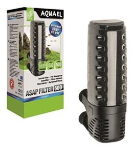 Aquael Filter ASAP für Aquaristik 500L/H -