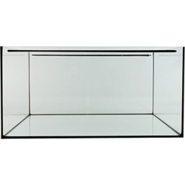 Aquarium Glasbecken 60x30x30 cm, 4 mm, rechteck, 54 Liter Becken -