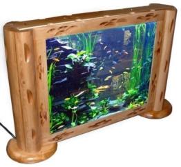 Aquarium-Office Desktop-70, Schreibtisch-Aquarium,Tisch-Aquarium -