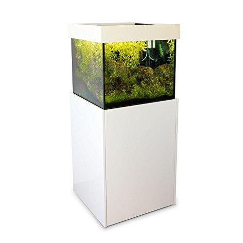 axperto design aquarium 60x60x57 wei als s und. Black Bedroom Furniture Sets. Home Design Ideas