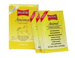 Ballistol Tierpflege Animal Tücher Box à 10 Stück, 26590 -