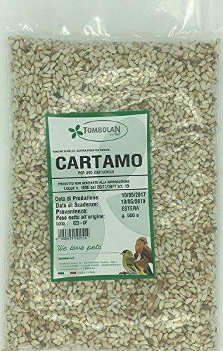 cartamo GR. 500–Verwendung Tierzucht -