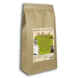 Dr. Berg URFLEISCH - Rezeptur für ausgewachsene Hunde - Lamm & Kartoffel (10 kg) -