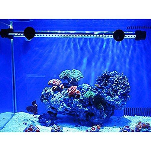 Meerweraquarium Led Beleuchtung | G Lighting Aquarium Led Beleuchtung Leuchte Lampe 57 Leds 4w 48cm