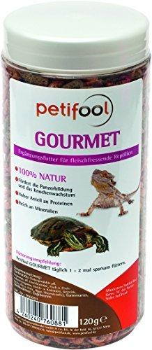 Gourmet 120g-Reptilienfutter -