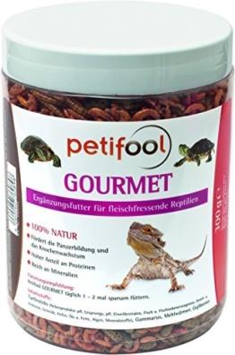 Gourmet 300g-Natur Reptilienfutter -