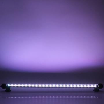 greensun 48cm aquarium led beleuchtung 16 farb rgb steuerung leuchte lampe lighting f r fisch. Black Bedroom Furniture Sets. Home Design Ideas