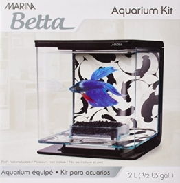Hagen Marina Betta Aquarium-Starter-Set, Ying/Yang -