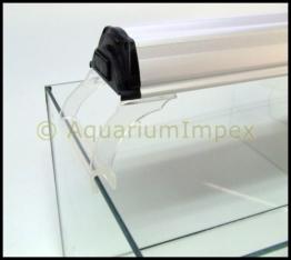 HAILEA YZ-450 Terrarium Ständerlampe ALU Aufsetzleuchte Lampe Beleuchtung -