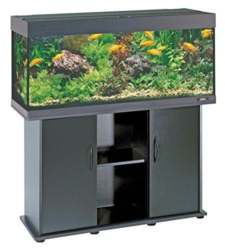 Juwel aquarium 70300 unterschrank 121 sb schwarz for Teichfische schwarz