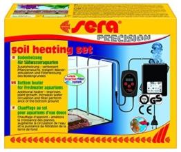 sera 31211 soil heating set  1 St - Computergesteuerte Bodenheizung für Süßwasseraquarien -