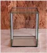 Terrarium mit Falltür 30x30x40 cm -
