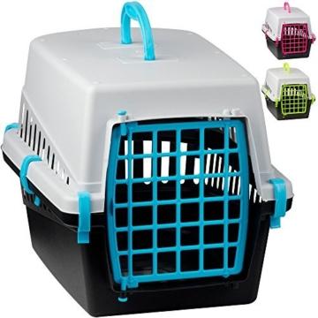 Transportbox Autotransportbox Hundetransportbox Katzentransportbox Hund Katze Tier Tiertransportbox -