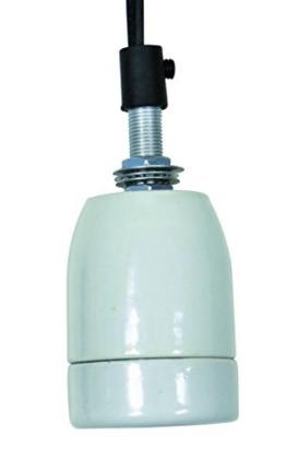 Trixie 76105 Porzellanfassung Pro Socket, bis 250 W -