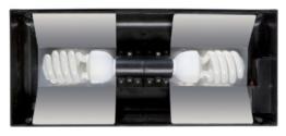 Exo Terra Compact Top Klein Terrarienabdeckung für Terrarien mit einer Breite von 45cm -