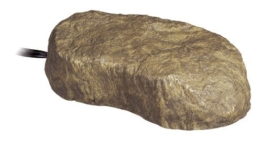 Exo Terra Heat Wave Rock, elektronischer Wärmestein klein, 5 Watt -
