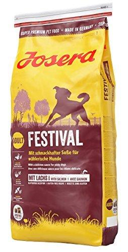 Josera Festival Hundefutter mit Lachs -