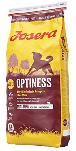 Josera Optiness Hundefutter ohne Mais -