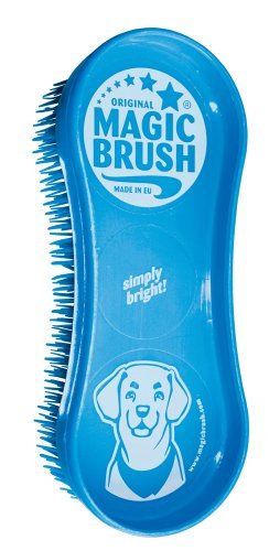 Kerbl 81901 Magic Brush Dog Blue Sky -