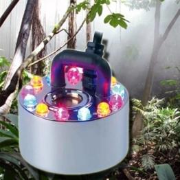 Luftbefeuchter Mini-Vernebler Ultraschallvernebler Terrarium MM2-FBA -