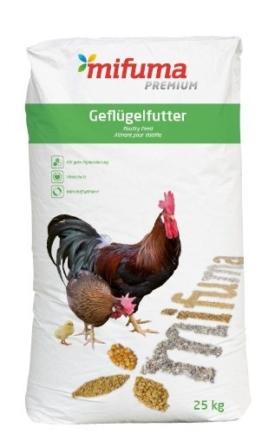 Mifuma Hühnerfutter Legemehl Premium 25 kg -