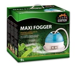 Terra Exotica - Maxi Fogger - Ultraschallvernebler -
