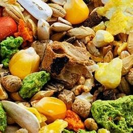 15kg Garvo 5749 Melange Kaninchenfutter ohne Pellets -