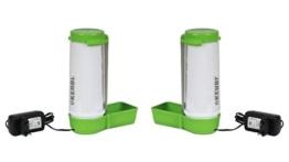 2 Kleintiertränken beheizbar jeweils 330 ml -