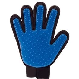 DeShedding- und Pflege-Handschuh für Hunde und Katzen direkt Typ Hand -