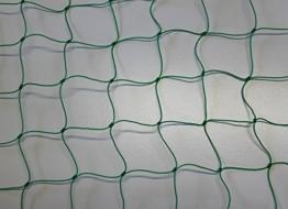 Geflügelnetz Geflügelzaun Weidezaun - grün - Masche 5 cm - Stärke: 1,2 mm - Höhe: 1,00 m Meterware -