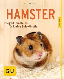 Hamster: Pflege-Einmaleins für kleine Solokünstler (GU Tierratgeber) -