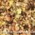 Kaninchen Futter, Kaninchennahrung ohne Pellets mit Erdnüssen, Sonnenblumenkernen, Kardi, Möhrenflocken, Erbsenflocken, Maisflocken - leckere bunte Kaninchenfuttermischung, Alleinfutter für Kaninchen, Rundum-Sorglos Futtermischung Tomodachi Mümmelmanns Melange 1kg Eimer -