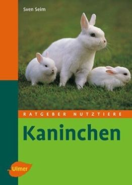 Kaninchen (Ratgeber Nutztiere) -