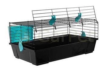 Kaninchenkäfig Hasenkäfig Meerschweinchen Hasen Kaninchen Käfig Stall 100 -